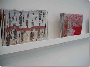 100 journals exhibition